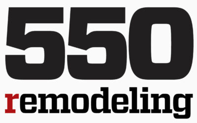 The Remodeling 550 – TRC Ranks #91 Nationwide