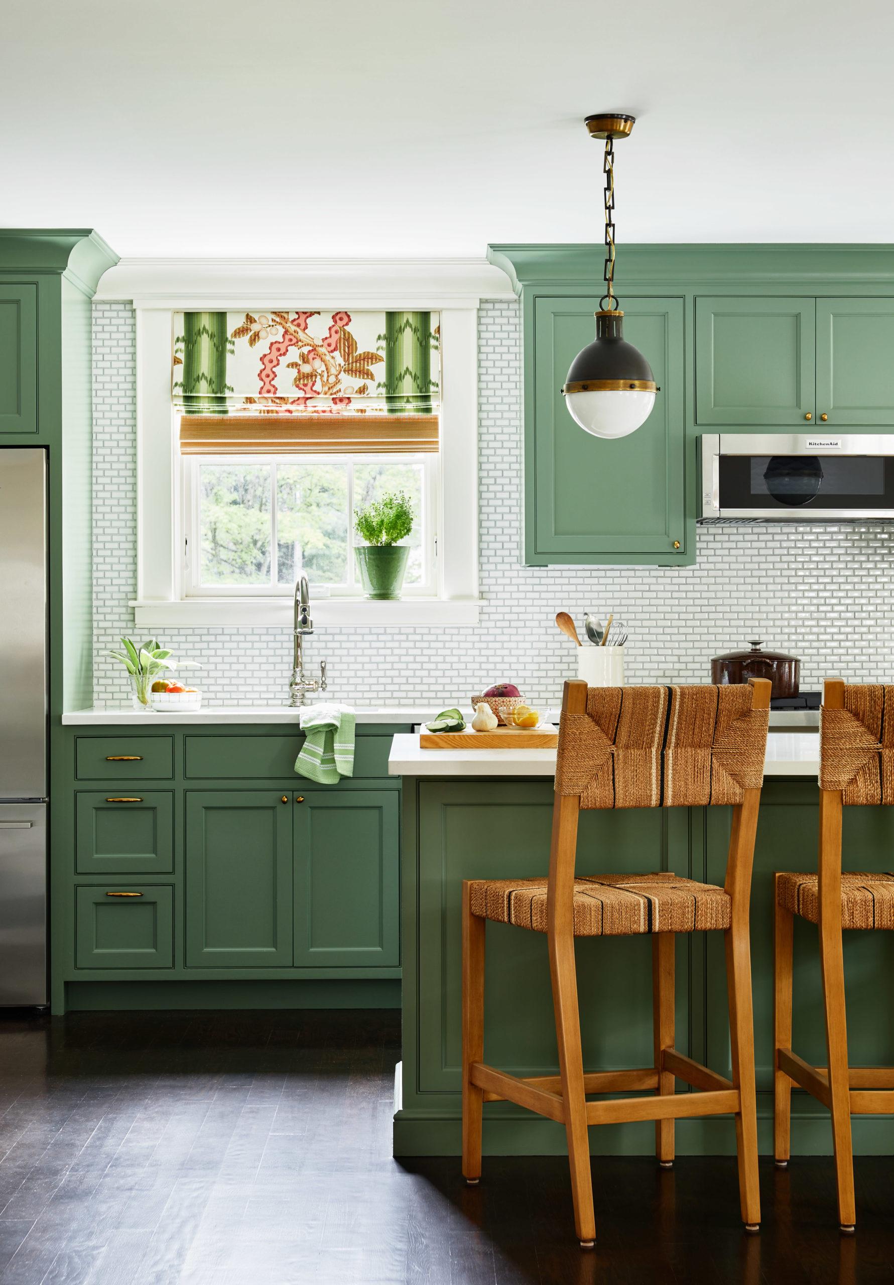 Kitchen-scaled